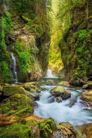 Первозданная красота природы в пейзажной фотографии - №16