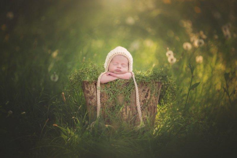 Фотографии младенцев, которые растопят любое сердце! - №2