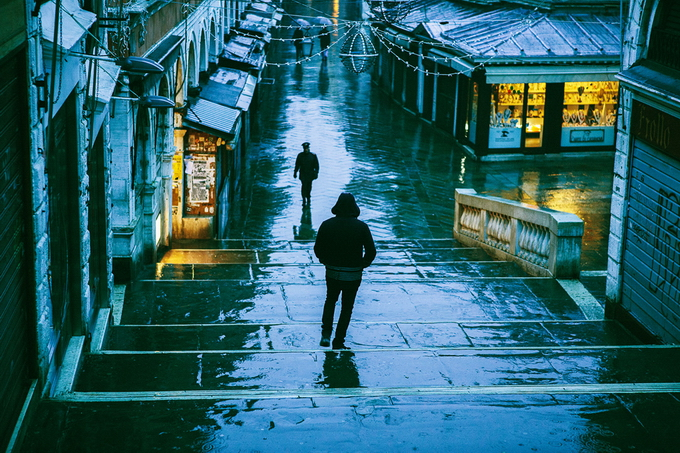 Фотодуэт Wind & Bradford - №16