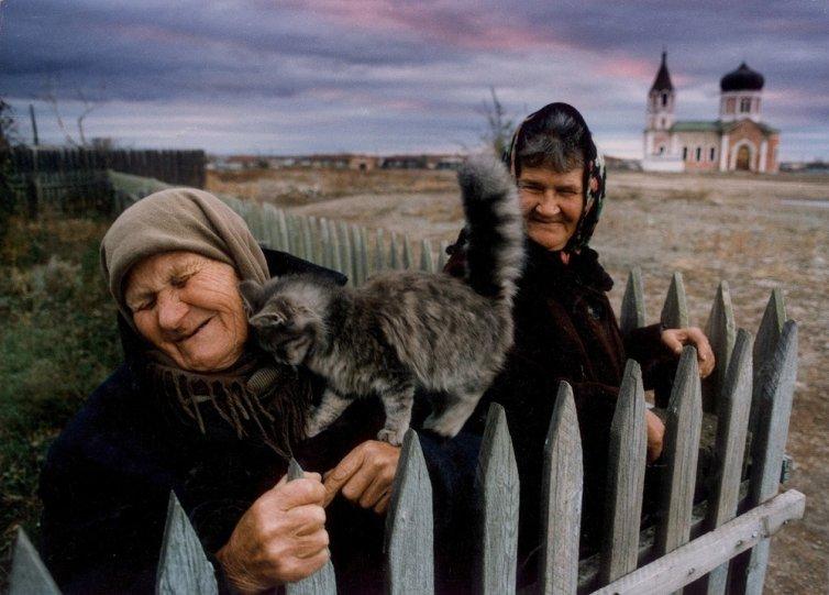 «Старушечье счастье». Автор фото: Игорь Лагунов