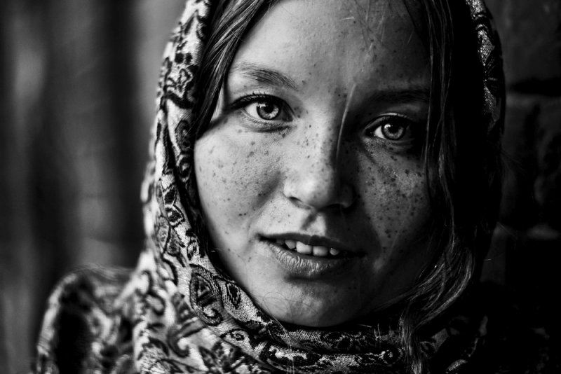 «Портрет русской девушки». Автор фото: Евгений Мустафин
