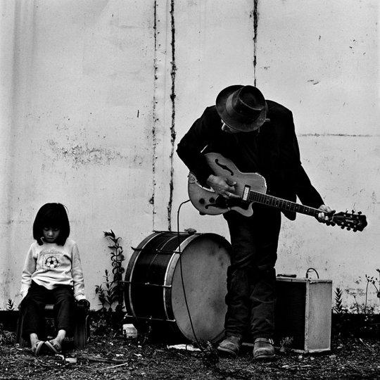 Том Уэйтс (Санта Роза 2004)