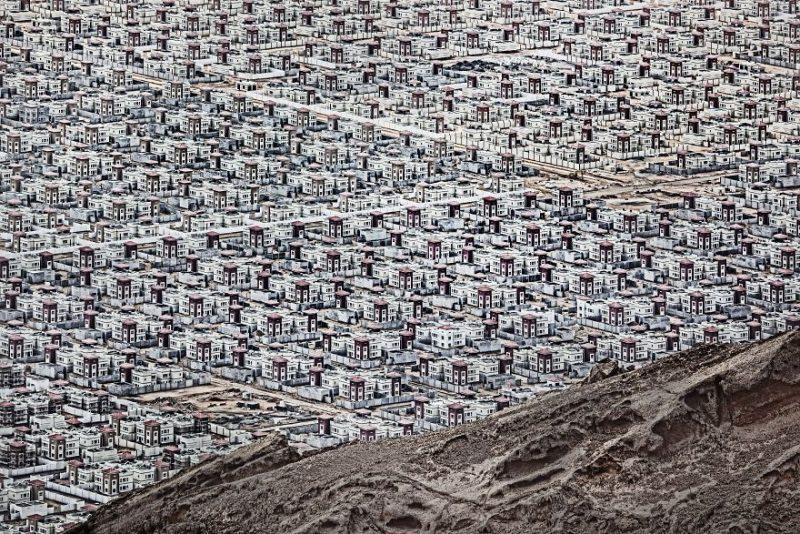 """Поощрительная премия в категории """"Города"""": """"Эль-Айн, Эль-Бурайми, мухафаза Бурайми, Оман, автор – Анджей Бохеньский"""