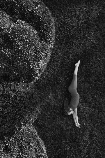 «Нырнуть в зелёное». Автор фото: Мария Перегудова, Россия.