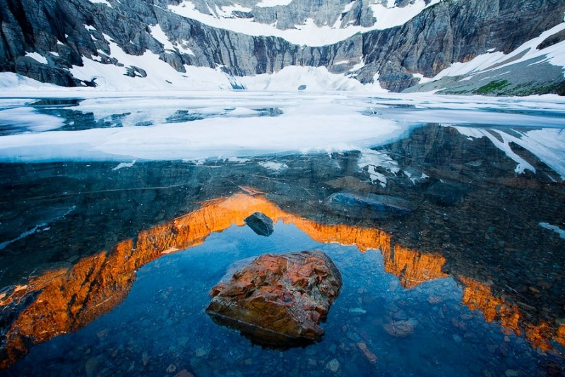 Национальный парк Глейшер - №5