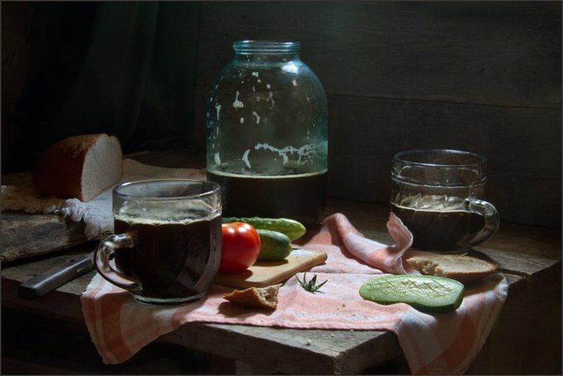 Натюрморты из прошлого - №1