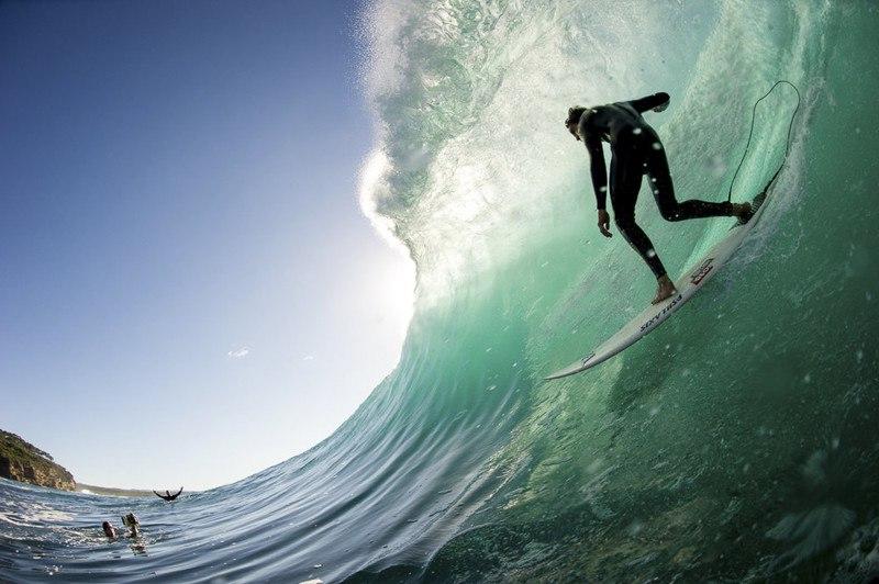 """Одержимый """"одним кадром"""" - австралийский экстрим-фотограф Рассел Орд - №3"""