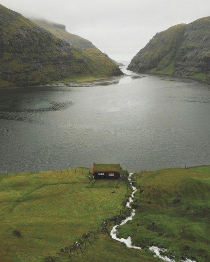 Фарерские острова от Василия Воротникова - №5