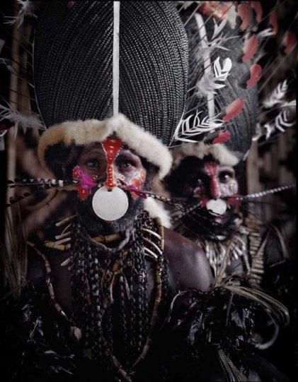 Старейшины племени