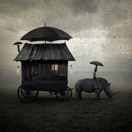 Фотограф и цифровой художник Лешек Буйновский - №18