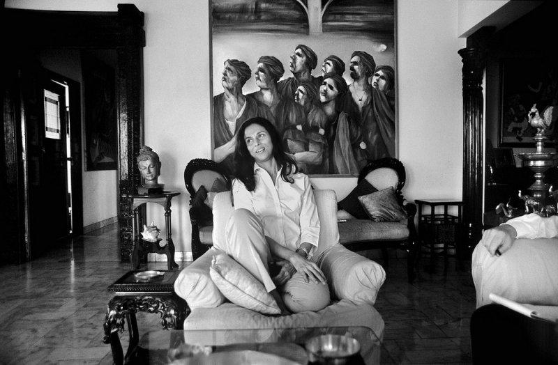 Индия в объективе легендарного Рагху Рая - №5