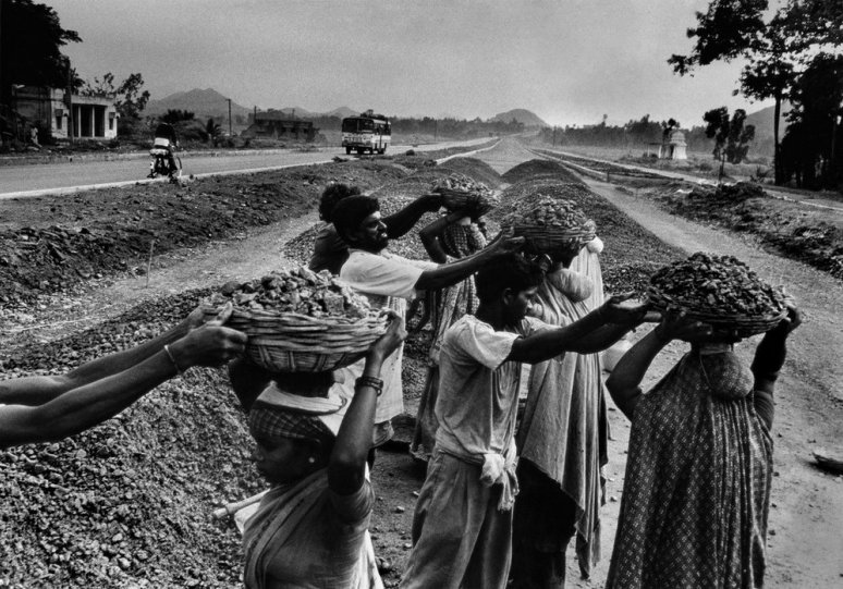 Индия в объективе легендарного Рагху Рая - №12