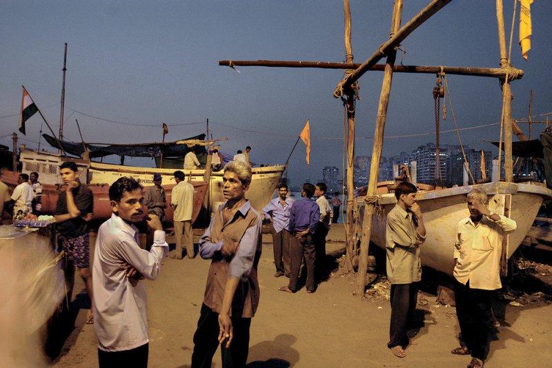 Индия в объективе легендарного Рагху Рая - №30