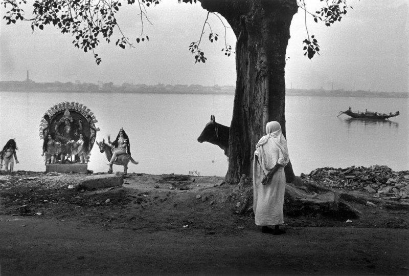 Индия в объективе легендарного Рагху Рая - №21