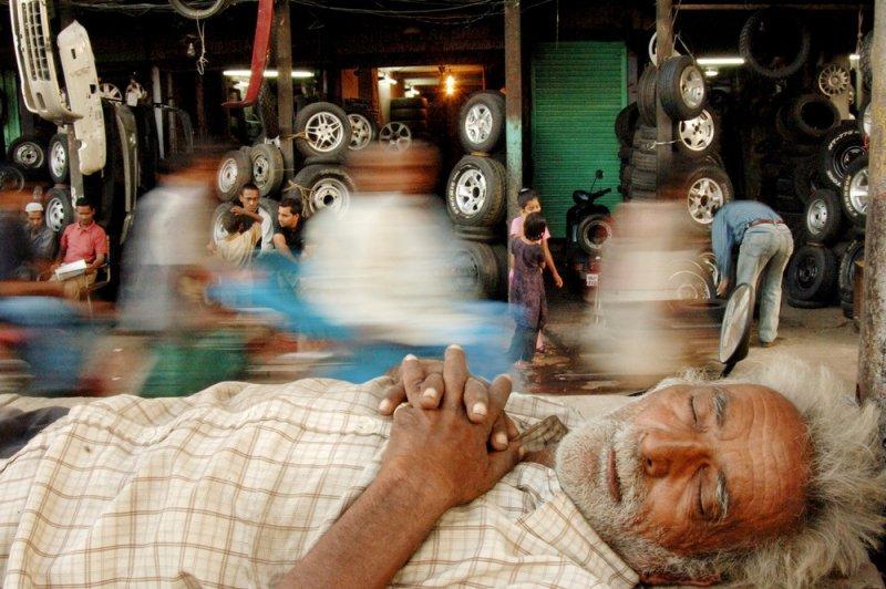 Индия в объективе легендарного Рагху Рая - №36