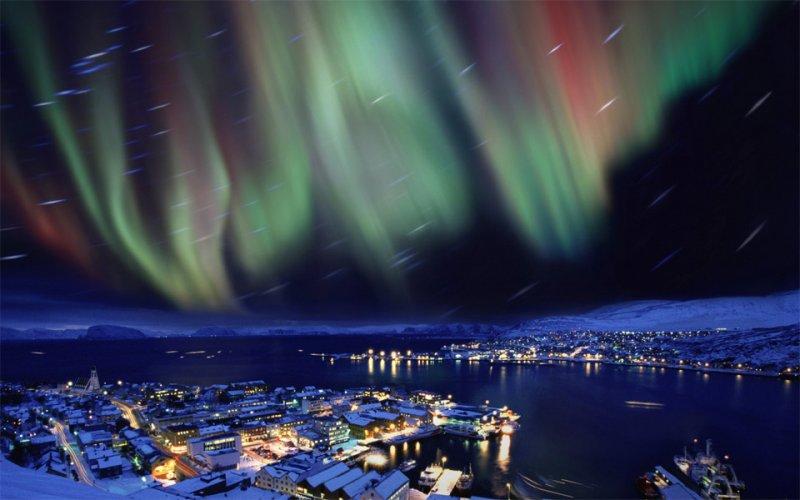 Роскошные пейзажи Норвегии - №11