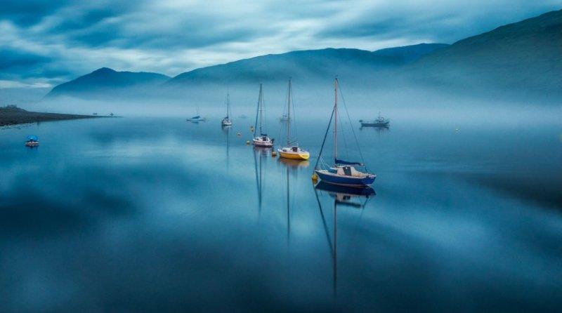 Красивые пейзажные фотографий со всей Земли - №11