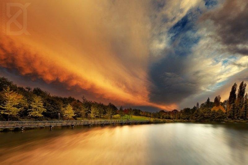 Красивые пейзажные фотографий со всей Земли - №26