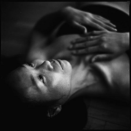 Потрясающие чёрно-белые портреты - №12