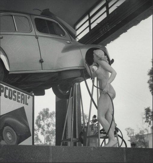 Мексиканский фотограф Лола Альварес Браво - №5