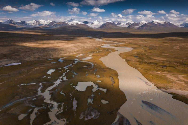 Потрясающие пейзажи Киргизии - №7