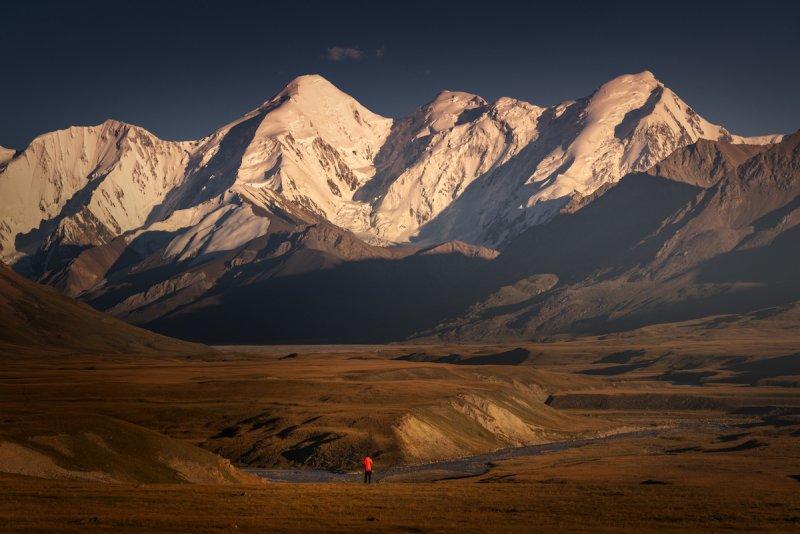 Потрясающие пейзажи Киргизии - №13