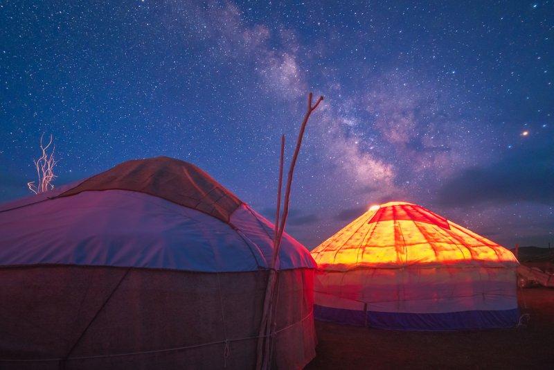Потрясающие пейзажи Киргизии - №4