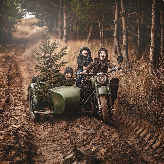 Польский фотограф Adam Wawrzyniak - №8