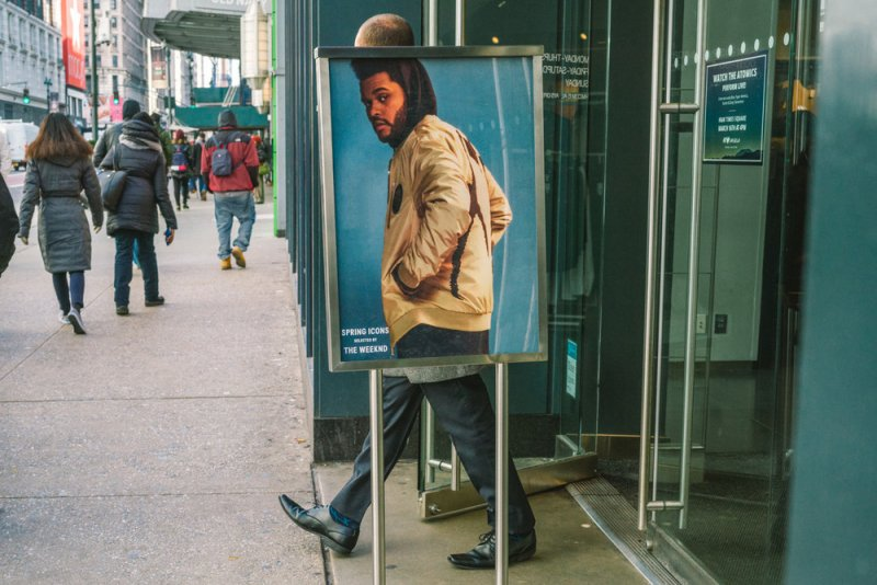 «Совпадения» – уличный фотопроект Джонатана Хигби - №2