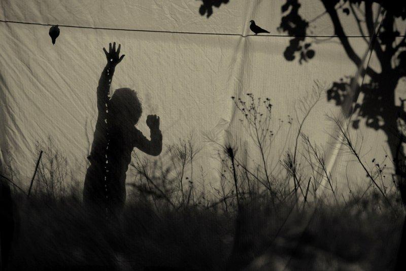 «Блуждающие сны». Фотограф Анджела Бэкон-Кидвелл - №1