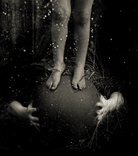 «Блуждающие сны». Фотограф Анджела Бэкон-Кидвелл - №21