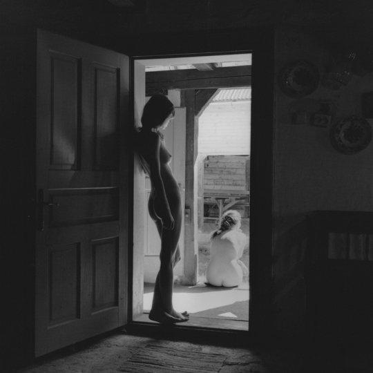 """Классическое ню"" Фотограф Рутгер тен Бруке - №14"
