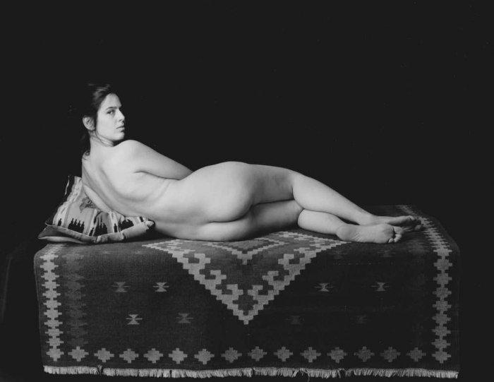 """Классическое ню"" Фотограф Рутгер тен Бруке - №20"