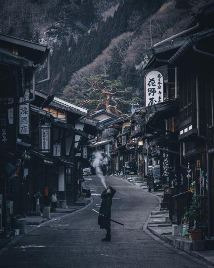 Токийский фотограф RK - №1