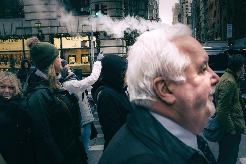 Уличный фотограф Ронен Берка - №12
