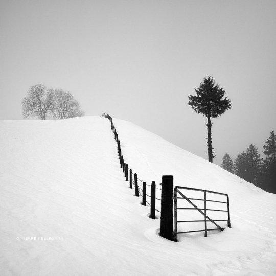 Пейзажные фотографии Пьера Пеллегрини - №16