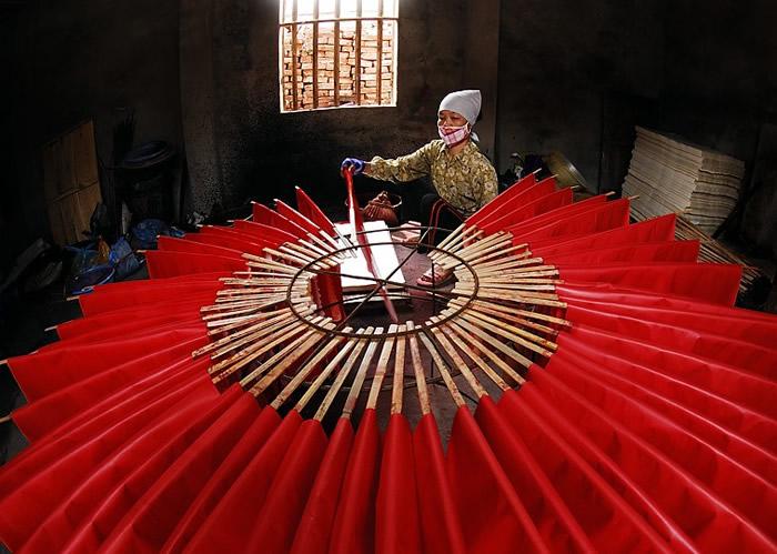 Вдохновляющие работы фотографа Ли Хоанг Лонга - №18