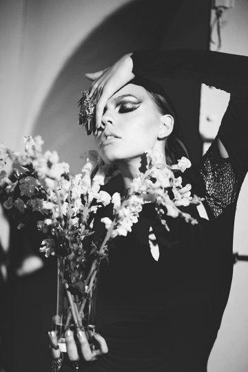 Экстравагантные фотографии моды Брайана Зиффа - №21