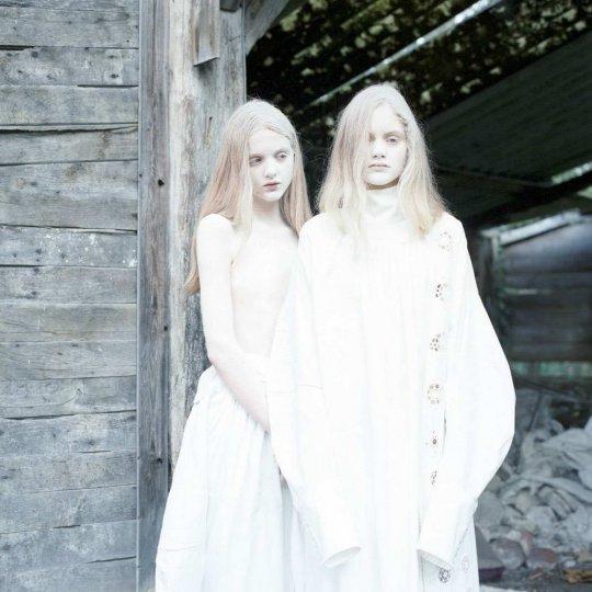 Подростки в объективе Хелен ван Мин - №14
