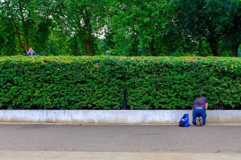 Уличный фотограф Майкл Голдрей - №17
