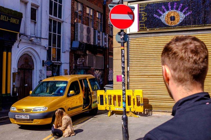 Уличный фотограф Майкл Голдрей - №18