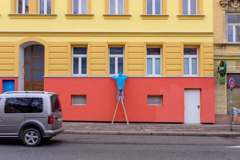 Уличный фотограф Майкл Голдрей - №19