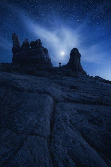 Национальный парк Арчес, штат Юта.
