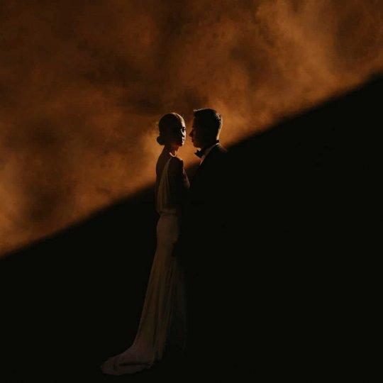 Главный победитель и победитель в категории «Портрет пары». Автор фото: Дэн О'Дэй, Австралия.