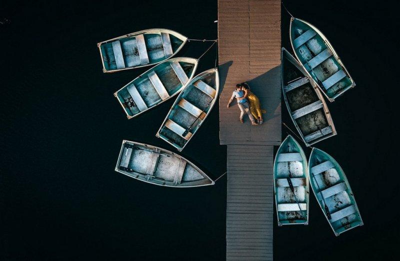 Категория «Помолвочное фото». Автор фото: Эстебан Гил, США.