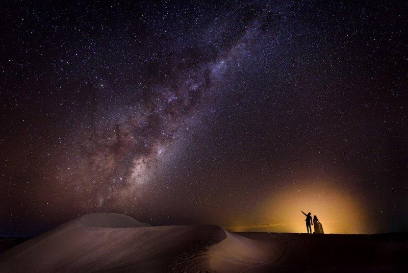 Категория «Эпические локации» Автор фото: Джейсон Тей, Австралия.