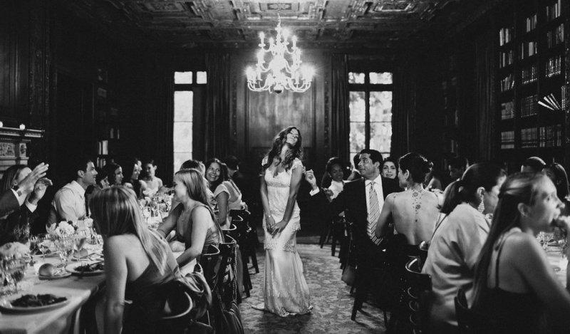 Категория «Сольный свадебный портрет». Автор фото: Дэн О'Дэй.