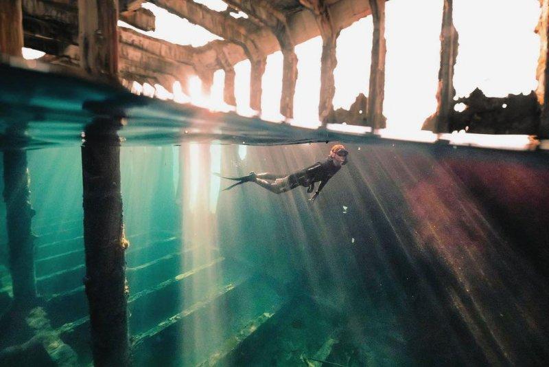 """""""Подводный мир"""" Alex Voyer - №5"""