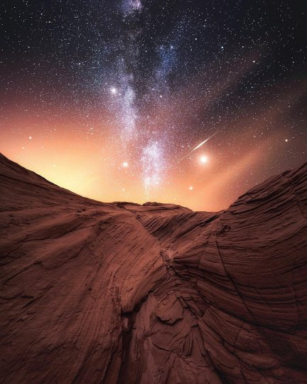 Астрофотография от Джексона Полмана - №2