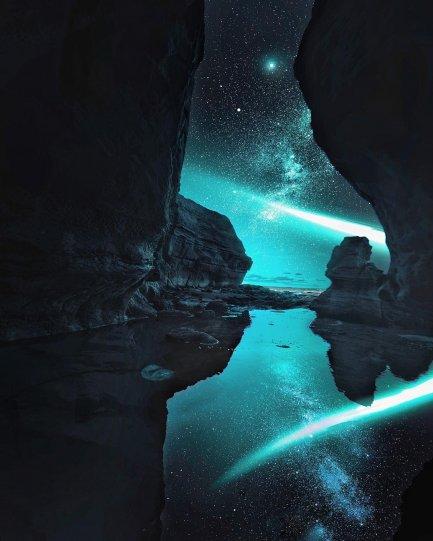Астрофотография от Джексона Полмана - №6